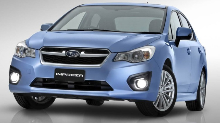 It's has been a quiet year for Subaru, though, the introduction of the new Impreza next year will be important for the company.