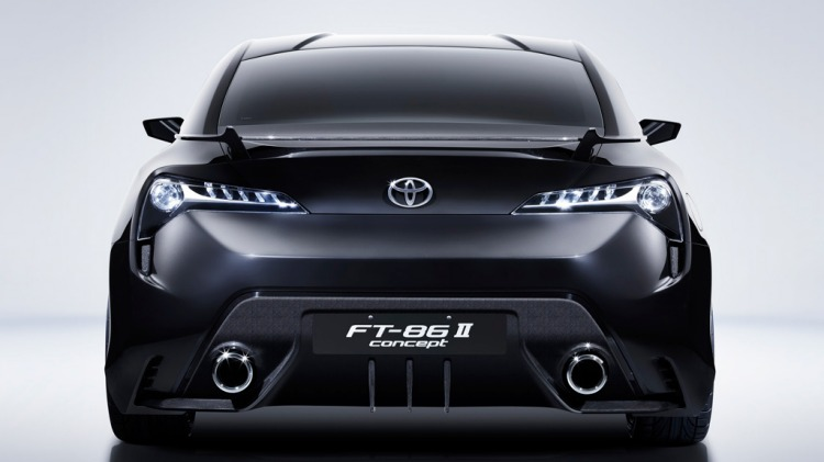 Toyota is aiming to charge about $30,000 for its new sports car coupe concept, the BT-86.