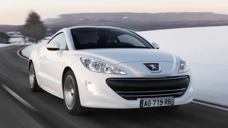 Peugeot's RCZ coupe certainly is fun to drive.