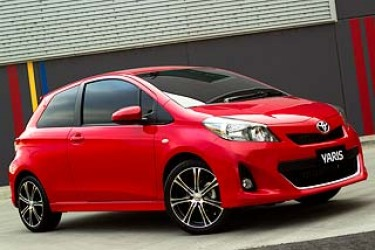 2011 Melbourne motor show: Toyota's all-new Yaris