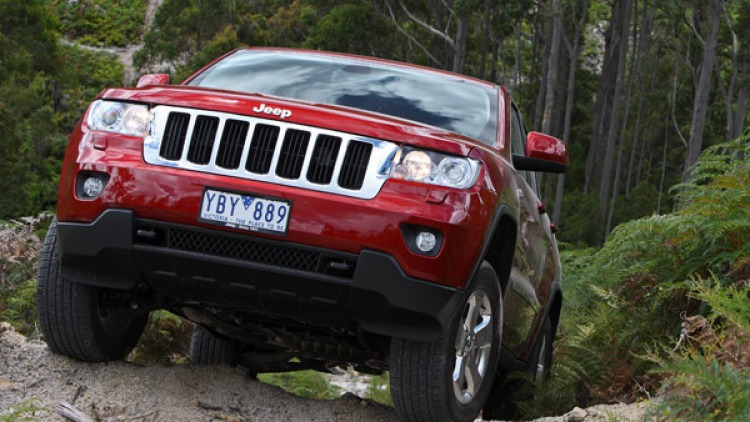 The new Jeep Grand Cherokee is the best Jeep in years.