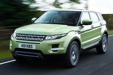 First drive: Range Rover Evoque