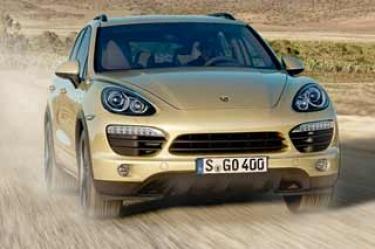 Porsche Cayenne S Diesel new car review