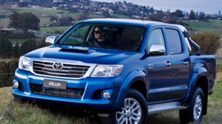 Toyota seeks safer next-gen HiLux