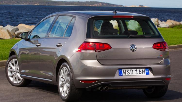 Volkswagen Golf 103TSI Comfortline.