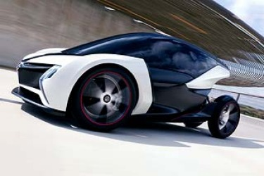 Opel crunches number for radical EV