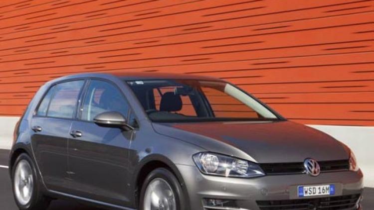 VW Golf 103TSI