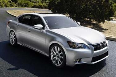 Lexus range revamp in 2012