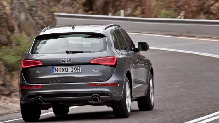 Audi Q5 3.0 TFSI EMBARGOED