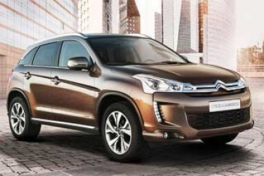 Citroen's first SUV here in 2012