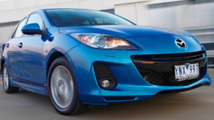 Reviewed: Mazda3 SkyActiv