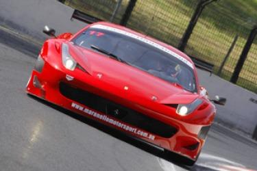 Ferrari 458 GT3 at Bathurst