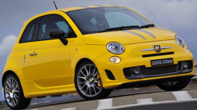Quick Spin: Abarth 695 Tributo Ferrari