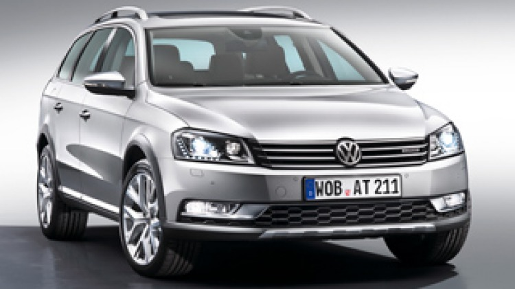 Volkswagen aiming for Subaru's Outback