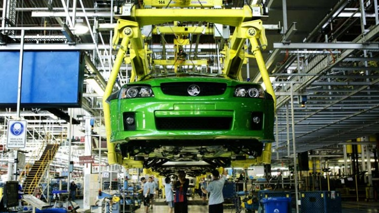 """""""Holden says the crucial talks are the next step in securing long-term investment""""."""