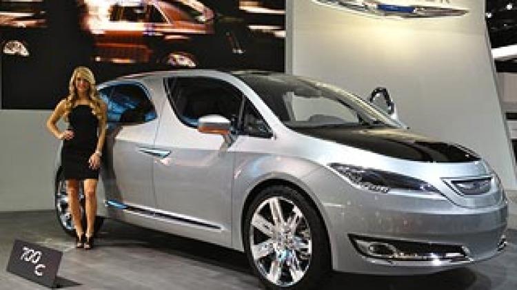 "Chrysler's ""stupid, beautiful, crazy"" concept"