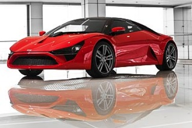 Presented at last month's New Delhi motor show by Bollywood star Amitabh Bachchan (the actor with the famous white goatee), the DC Avanti will take the fight to Ferrari and Lamborghini in terms of supercar styling, not supercar performance.