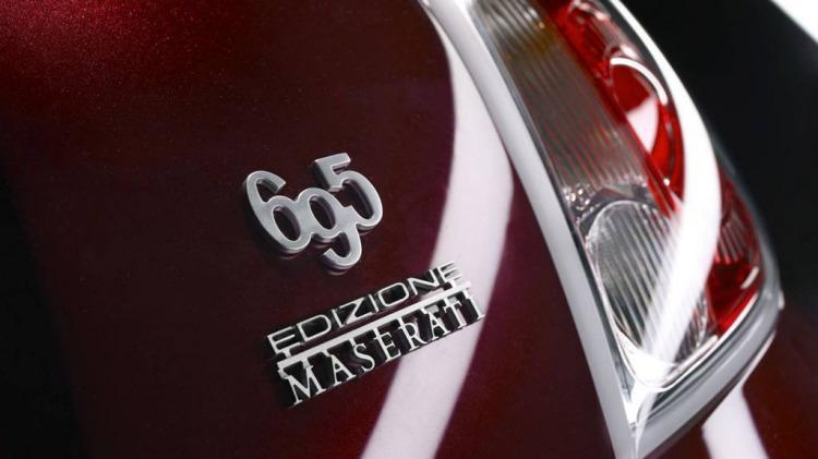 Fiat Abarth 695 Maerati Edizione.