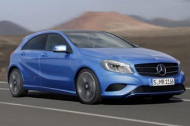 New Mercedes-Benz A-Class.