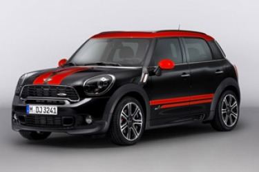 Mini's most powerful model yet