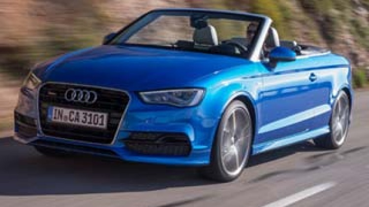 Audi A3 1.4 TFSI Cabriolet new car review