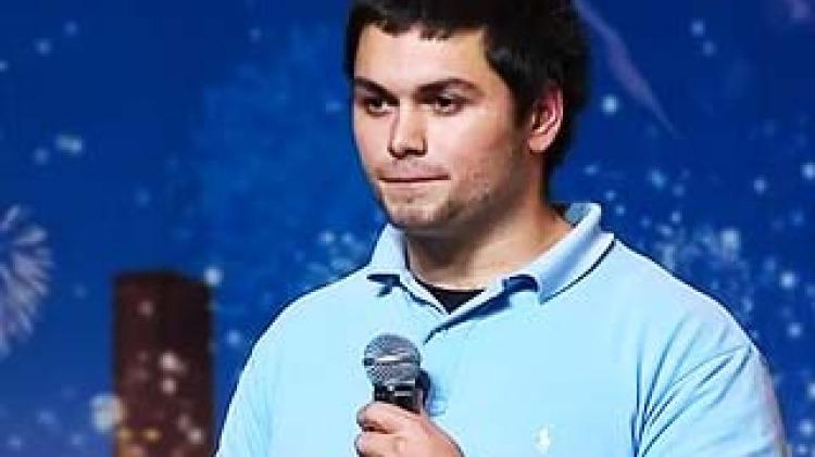 Daniel Jovanov, 19, appeared on popular Channel 7 series Australia's Got Talent earlier this week.