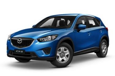 Reviewed: Mazda CX-5 Maxx