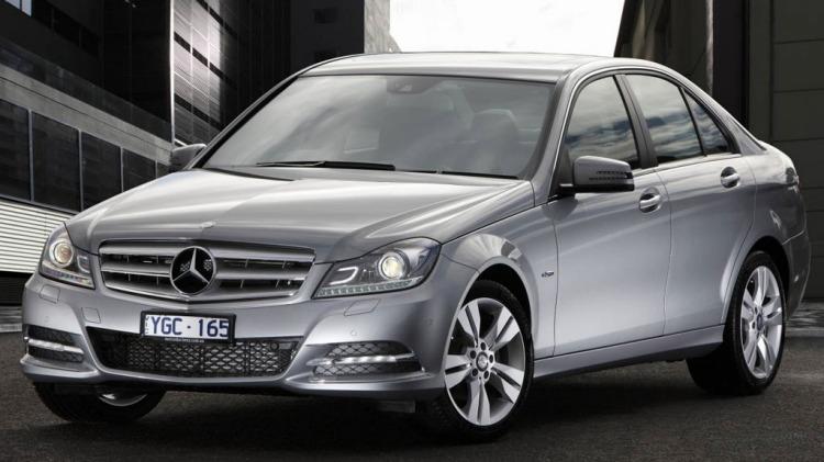 Mercedes-Benz C200 CDI.