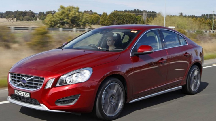 Volvo's driver-focused S60.