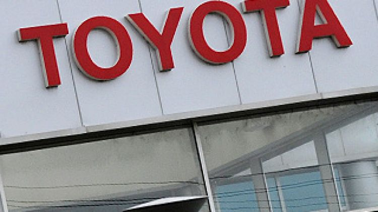 Toyota's Altona plant.