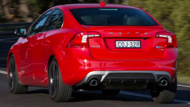 Volvo S60 T5 R-Design.
