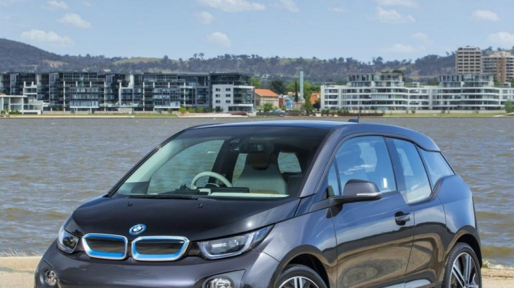 Make a statement: While unconventional, the BMW i3 has undeniable wow factor.