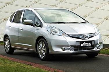 New car review: Honda Jazz Hybrid