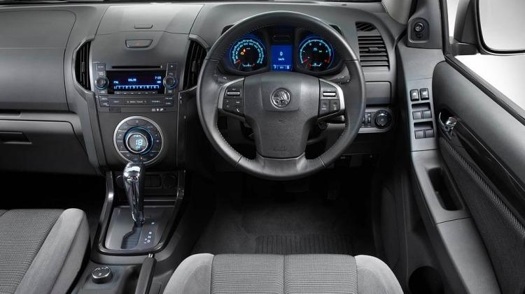 2012 Holden Colorado
