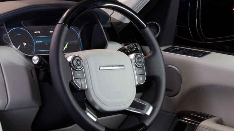 Range Rover Vogue TDV6.