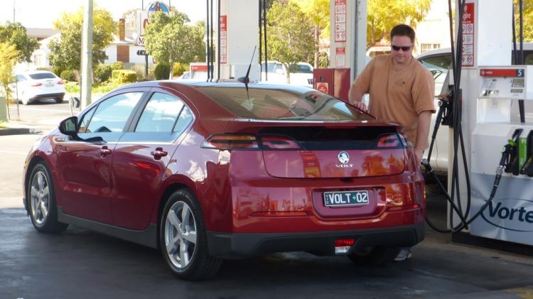 Holden Volt