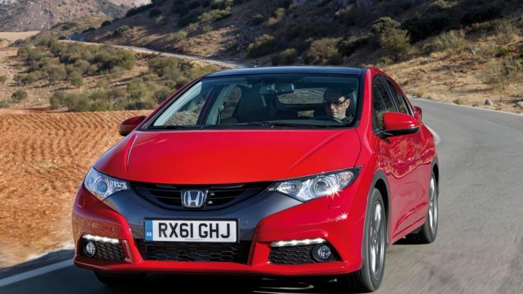 Honda Civic Hatch.