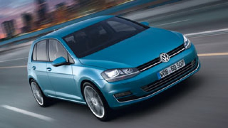 First drive review: new VW Golf