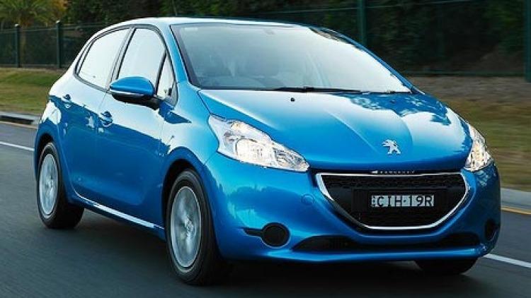 Peugeot 460