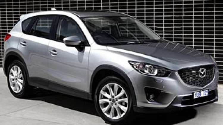 More power for Mazda CX-5