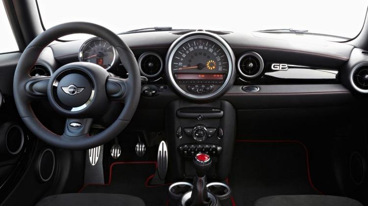 Mini Cooper S John Cooper Works GP Edition.