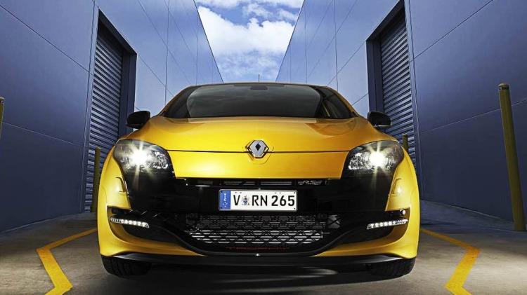 Renault Megane RS265 Trophy