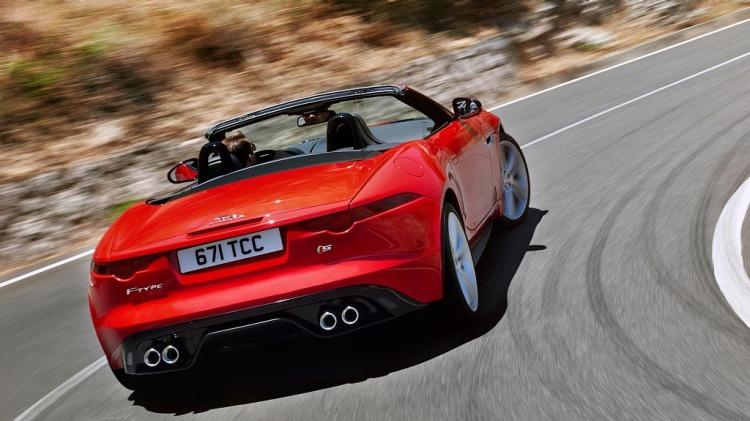 EMBARGOED 2012 Jaguar F-Type  Paris Motor Show