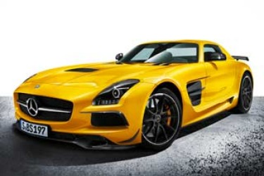 Revealed: Faster 'Gullwing'