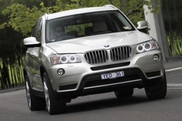 New car review: BMW X3 xDrive28i