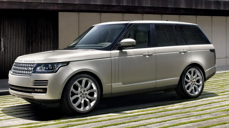 2014 Range Rover.