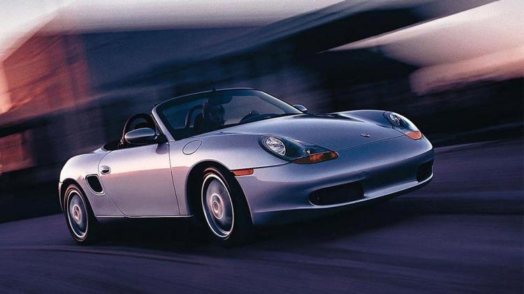 1998 - 2003 Porsche Boxsters