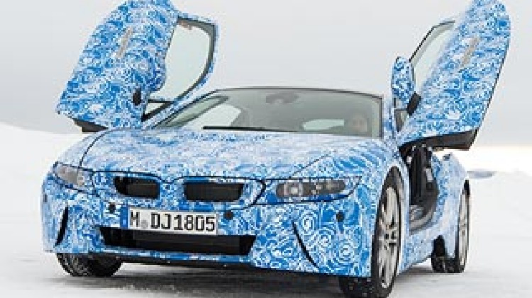 First details BMW 3 GT