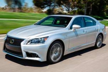 Reviewed: Lexus LS460