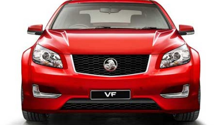 VF Commodore